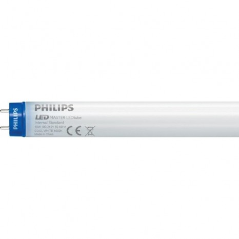 Master LED Tube G13 (T8 1200mm), 19W, 4000K, 1650lm