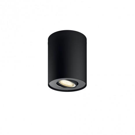 Pillar 1-er Spot, Schwarz