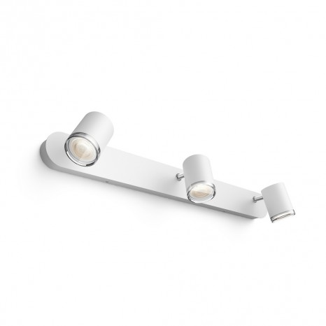 Adore, LED, Weiß, 3flg. White Ambiance, 750lm, inkl. Dimmschalter