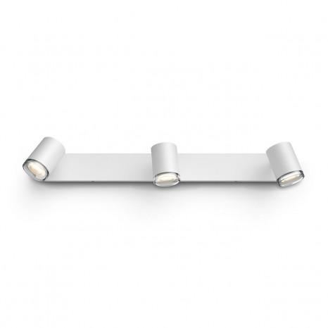 White Amb. Adore weiß 3 flg. 3 x 350lm Dimmschalter