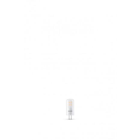 LED ersetzt 28W, G4, warmweiß (2700 Kelvin), 315 Lumen, Brenner