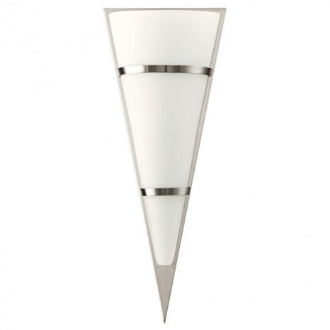 Pascal 1, nickel matt, Höhe 48 cm