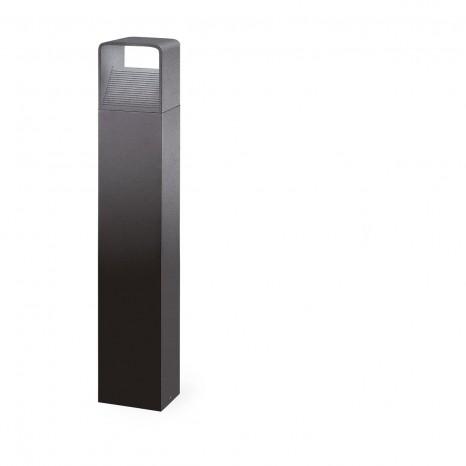 Doninni, LED, Höhe 80 cm, anthrazit