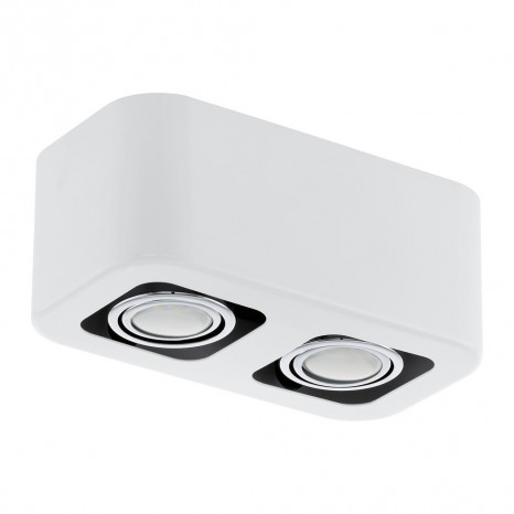 Toreno, 2-flammig, inkl LED