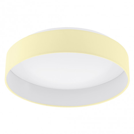 Palomaro, Ø 40,5 cm, inkl LED, creme