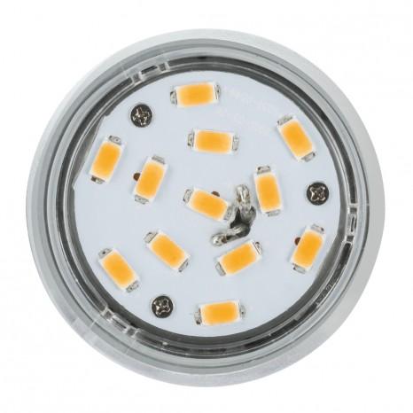 LED für Coin dimmbar 1x7W 2700K 230V Klar