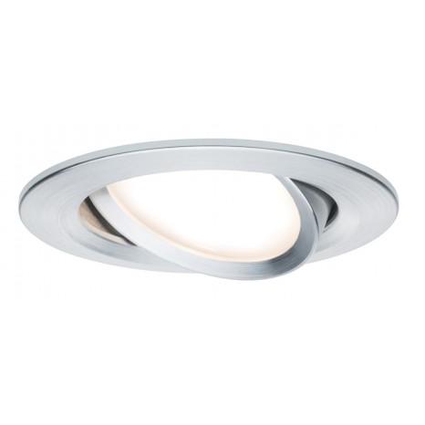 LED Coin Slim, IP23, Schwenkbar, 3er-Set
