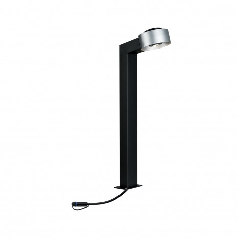 Plug & Shine Cone 59,2 cm anthrazit 1-flammig 60°