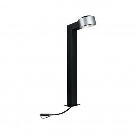 Plug & Shine Cone 59,2 cm anthrazit 1-flammig 90°