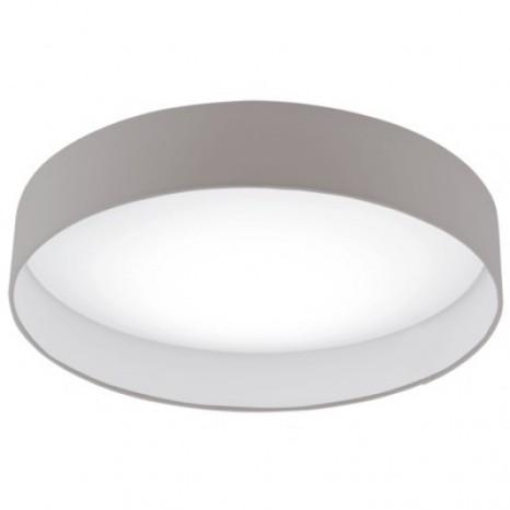 Palomaro, LED, Ø 50 cm, Taupe