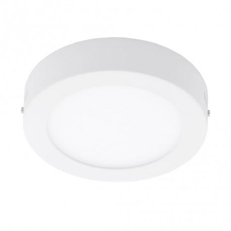 Fueva 1 Ø 17 cm weiß 1-flammig rund