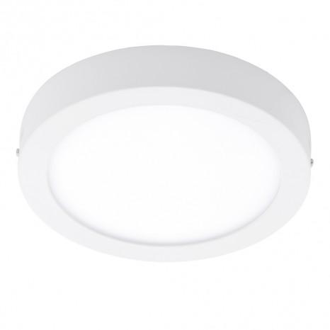 Fueva 1, LED, Ø 22,5 cm, 3000K, weiß