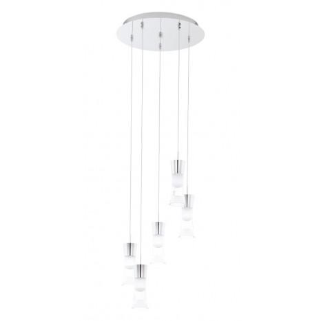 Pancento, Höhe 110 cm, 5-flammig, inkl LED