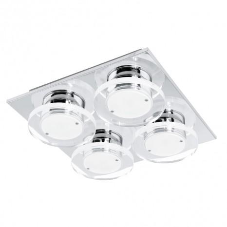 Cisterno, 27x 27 cm, inkl LED
