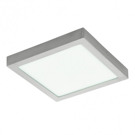 Fueva 1, LED, 30 x 30 cm, 3000K, nickel-matt