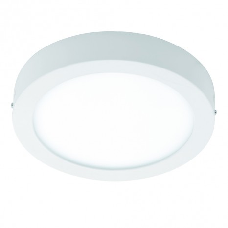 Fueva 1, LED, Ø 30 cm, 3000K, weiß