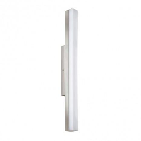 Torretta, LED, Länge 60 cm, IP44, nickel-matt