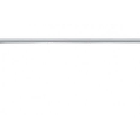 URail Spot Inline, LED, metallisch