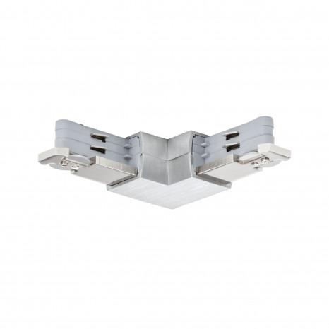 VariLine L-Verbinder Alu-gebürstet max. 2x2000W