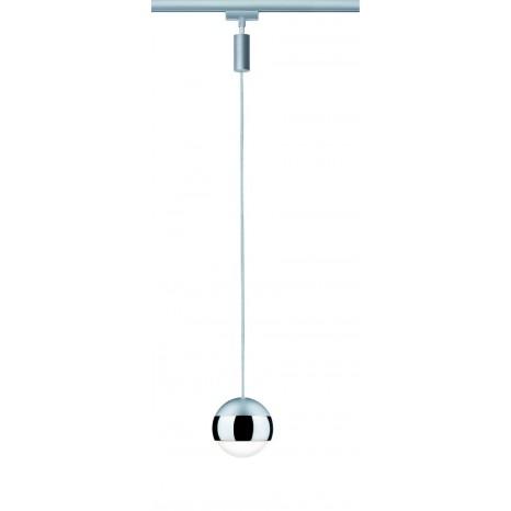 Pendulum Capsule, 1x4,5W Chrom