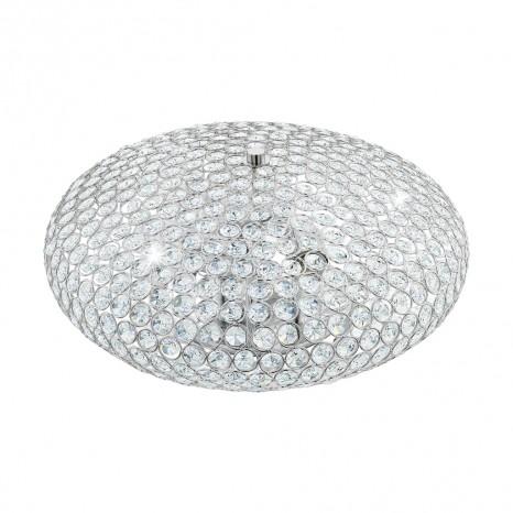 Clemente, Ø 45 cm, Glaskristalle