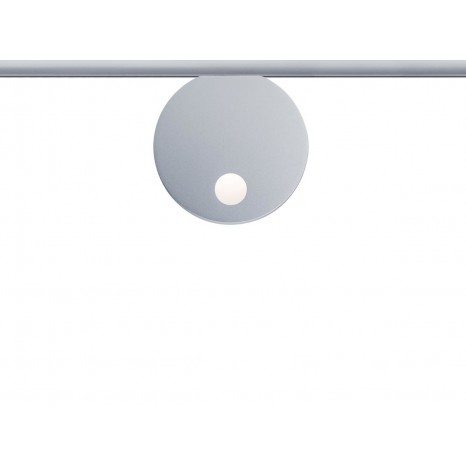 URail Spot Uplight Salto, 16W, chrom matt, 230V, Metall