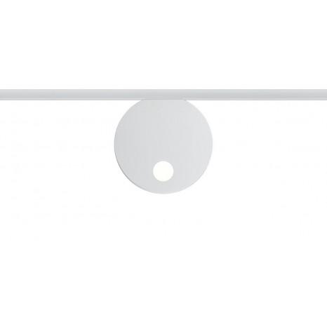 URail Spot Uplight Salto 16W Weiß 230V Metall