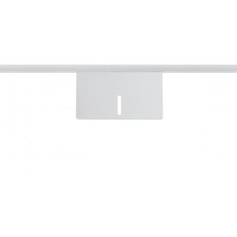 URail Spot Uplight Case 16W Weiß 230V Metall