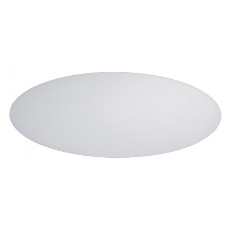 DecoSystems Diffusor Ø 25,5 cm weiß rund