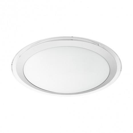 Competa 1, Ø 43,5 cm, inkl LED, silber