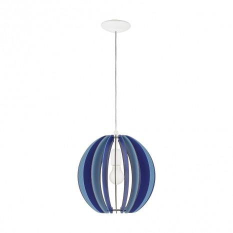 Fabella, Ø 30 cm, blau