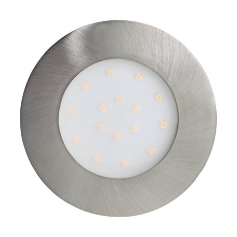 Pineda-IP, LED, IP44, nickel-matt