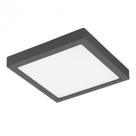 Argolis,  LED, 30 x 30 cm, IP44, Anthrazit