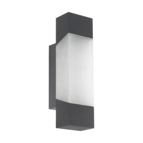 Gorzano, LED, IP44, anthrazit