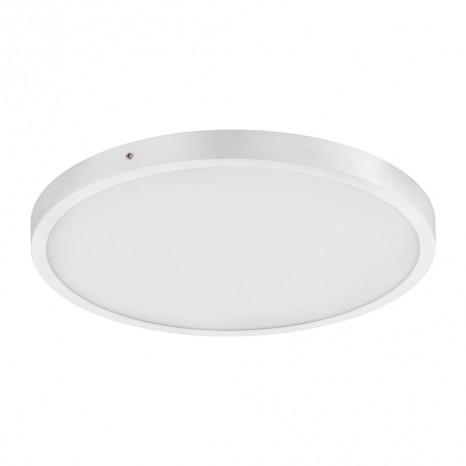 Fueva 1, LED, Ø 40cm, 3000K, weiß