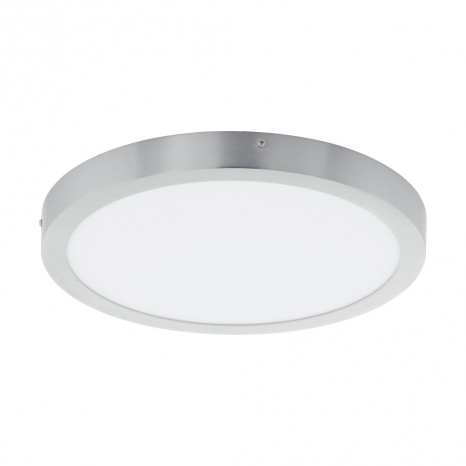 Fueva 1, LED, Ø 40cm, 3000K, silber