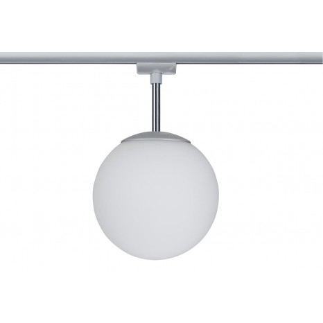 URail Ceiling Globe, E14, small, chrome