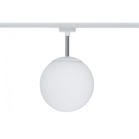 URail Ceiling Globe, small weiß, max 1x10W, E14