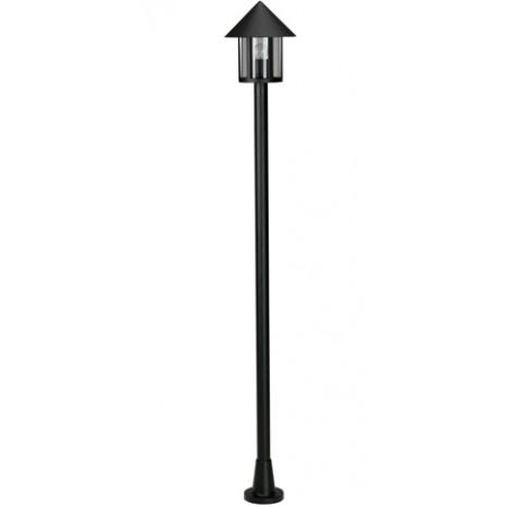 SL Mast, 1-flammig, schwarz