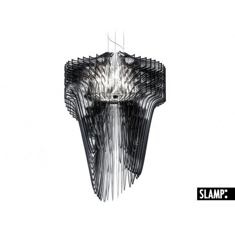SLAMP Aria, Black Shade, Ø 90 cm