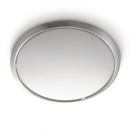 Circle, chromfarben, rund