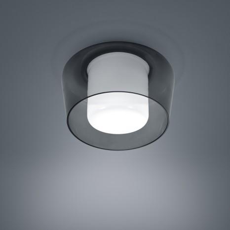 Helestra Canio, Außenglas grau, IP30