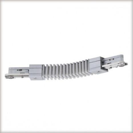 URail Flex Verbinder Breite 18 cm metallisch eckig