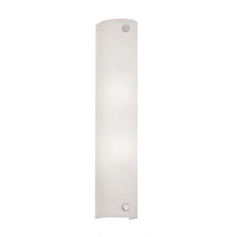 Mono, Länge 34 cm, Wippschalter, Weiß