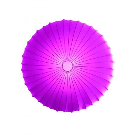 PL Muse 80, 3 x E27, Ø 80 cm, pink