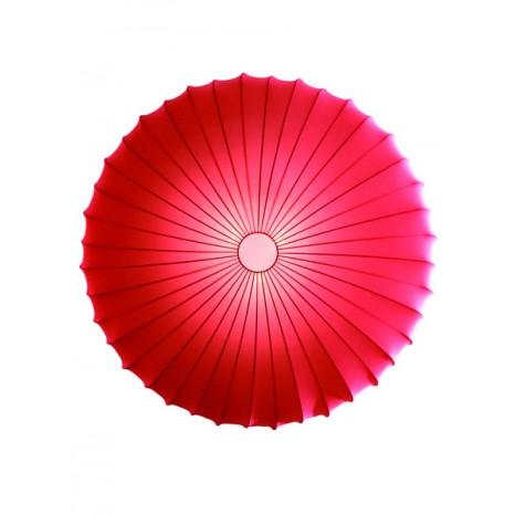 PL Muse 80, 3 x E27, Ø 80 cm, rot
