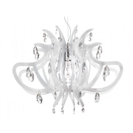 Lillibet, Ø 66 cm, Weiß