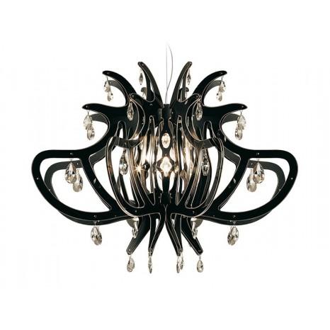 Medusa, Ø 83 cm, Schwarz