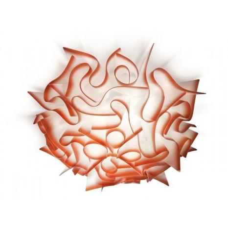 Veli Ceiling-Wall M, Ø 53 cm, chilifarben