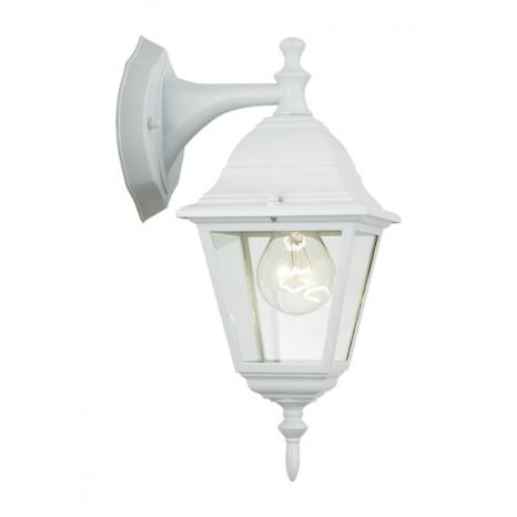 Newport Höhe 34 cm weiß 1-flammig viereckig